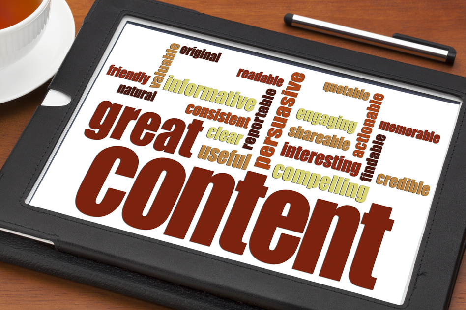 Google makes content the boss